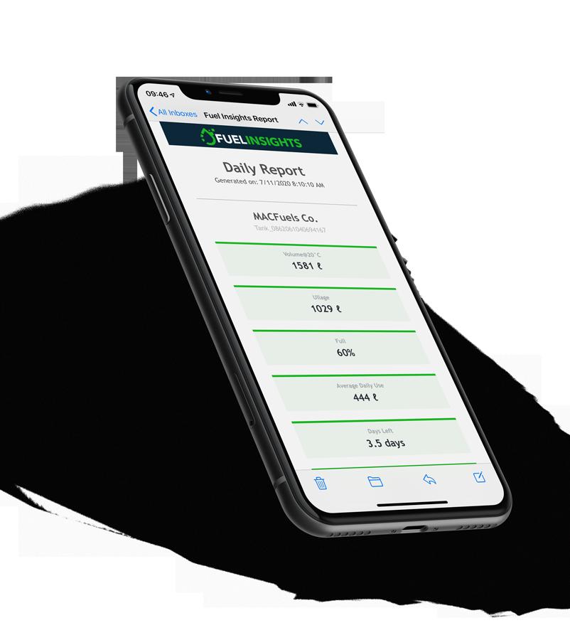 Fuel Insights Telegram Bot